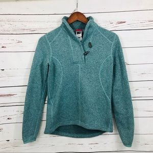 The North Face pullover sweater sweatshirt blue